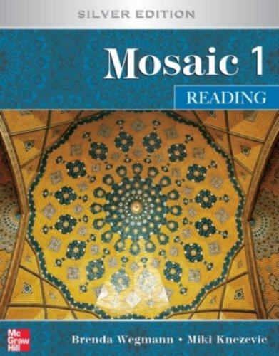 9780073406398: Mosaic 1: Reading, Silver Edition