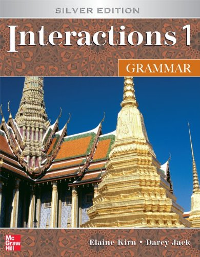 9780073406404: Interactions 1 Grammar, Silver Edition (Student Book)