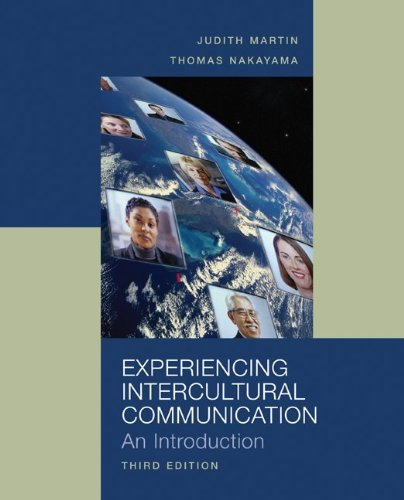 9780073406688: Experiencing Intercultural Communication: An Introduction