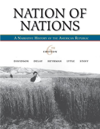 9780073406848: Nation of Nations: A Narrative History of the American Republic