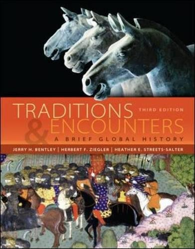 9780073406978: Traditions & Encounters: A Brief Global History