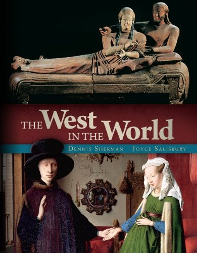 9780073407036: The West in the World