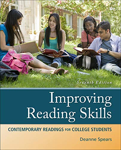 9780073407319: Improving Reading Skills