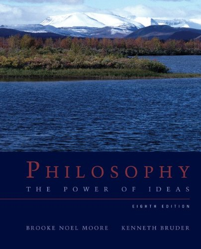 9780073407463: Philosophy: The Power Of Ideas
