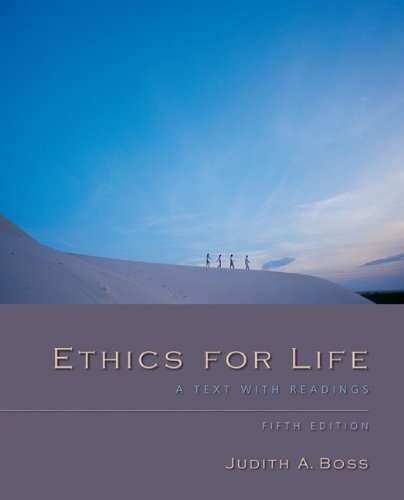 9780073407531: Ethics For Life