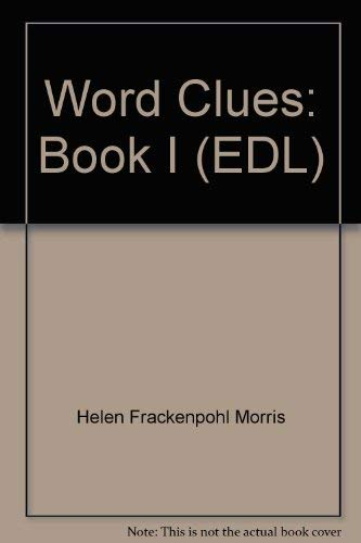 9780073460536: Word Clues: Book I (EDL)