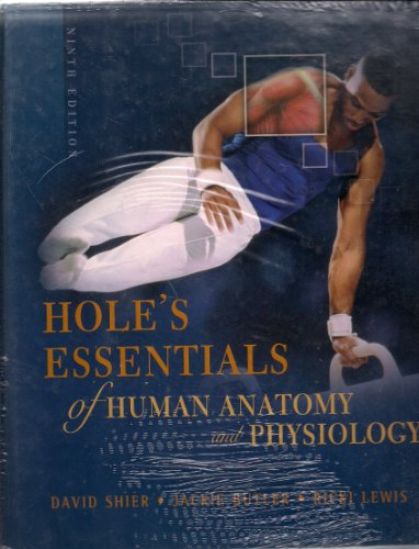 9780073475714: Hole's Essentials of Human Anatomy and Physiology 9th Edition with Student Study Guide & CD Revealed Vol 1-4