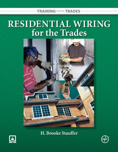 9780073510811: Residential Wiring for the Trades (Training for the Trades)
