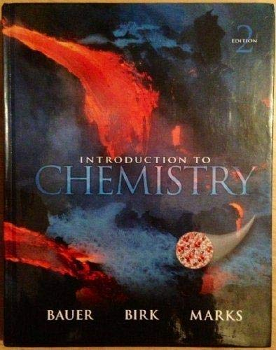 9780073511078: An Introduction to Chemistry
