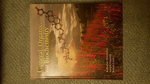 9780073511108: General, Organic and Biochemistry