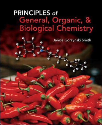 9780073511153: Principles of General, Organic, & Biological Chemistry
