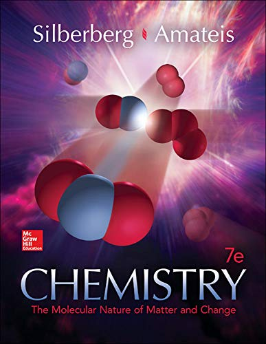 9780073511177: Chemistry: The Molecular Nature of Matter and Change