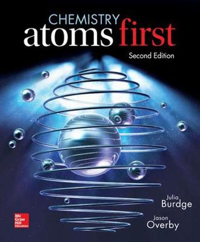 9780073511184: Chemistry: Atoms First