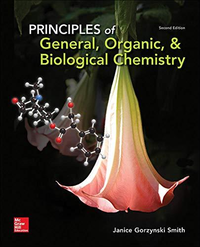 9780073511191: Principles of General, Organic, & Biological Chemistry
