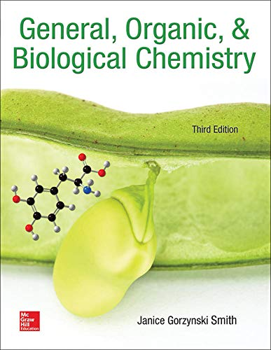 9780073511245: General, Organic, & Biological Chemistry (WCB Chemistry)
