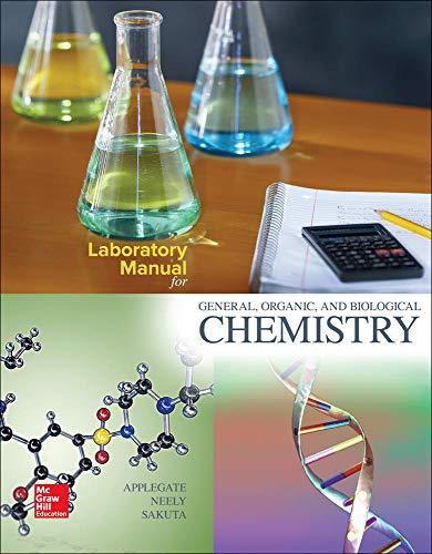 9780073511252: Laboratory Manual for General, Organic, and Biological Chemistry