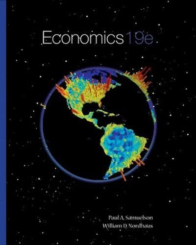 Economics, 19ED: Paul Samuelson