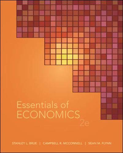 9780073511313: Essentials of Economics