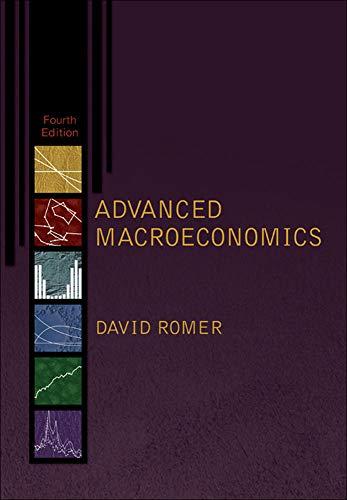 9780073511375: Advanced Macroeconomics (McGraw-Hill Series Economics)