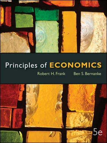 9780073511405: Principles of Economics (The Mcgraw-Hill Series in Economics)
