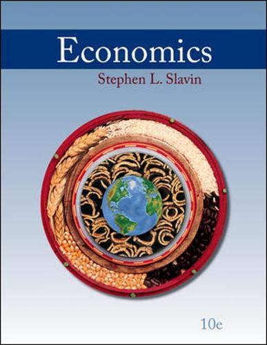 9780073511429: Economics (McGraw-Hill Economics)