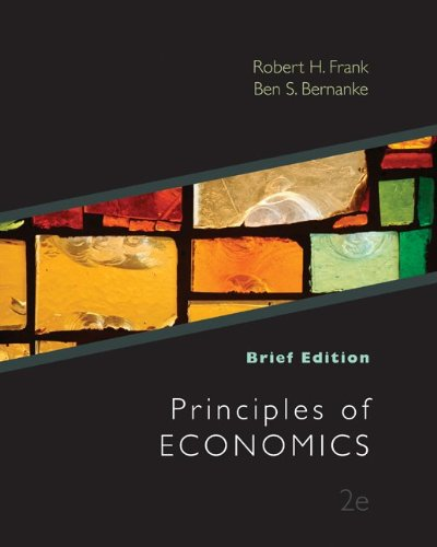 9780073511436: Principles of Economics, Brief Edition (The Mcgraw-hill Series Economics)