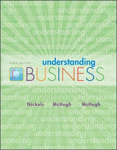 9780073511702: Understanding Business