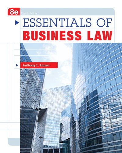 9780073511856: Essentials of Business Law