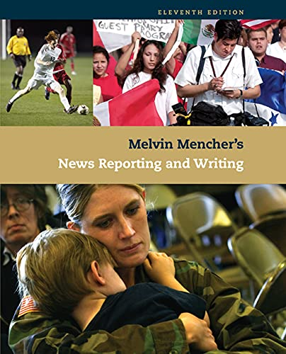 9780073511931: Melvin Mencher's News Reporting and Writing
