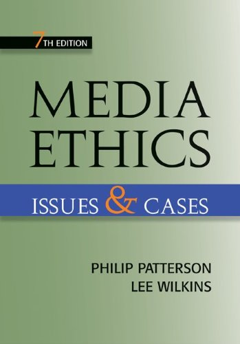 9780073511948: Media Ethics: Issues and Cases