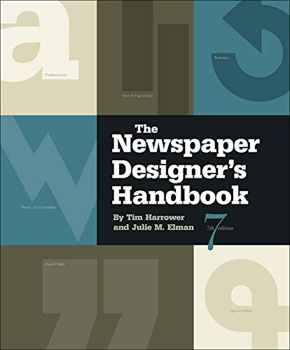 9780073512044: The Newspaper Designer's Handbook
