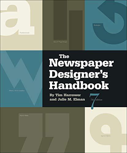 9780073512044: The Newspaper Designer's Handbook (B&B Journalism)