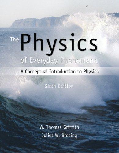 9780073512112: Physics of Everyday Phenomena