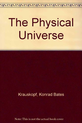 9780073512129: The Physical Universe