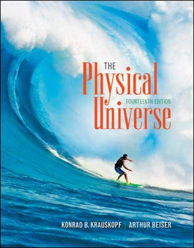 9780073512167: The Physical Universe