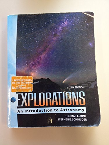 9780073512174: Explorations: Introduction to Astronomy