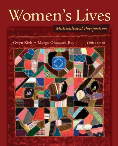 9780073512303: Women's Lives: Multicultural Perspectives