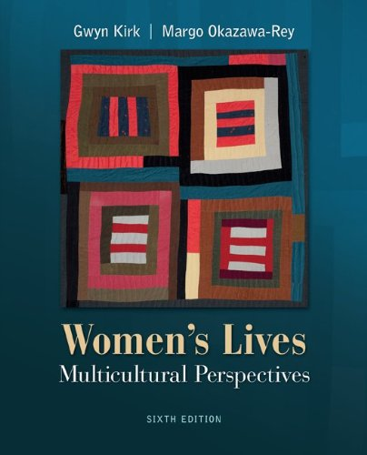 9780073512341: Women's Lives: Multicultural Perspectives