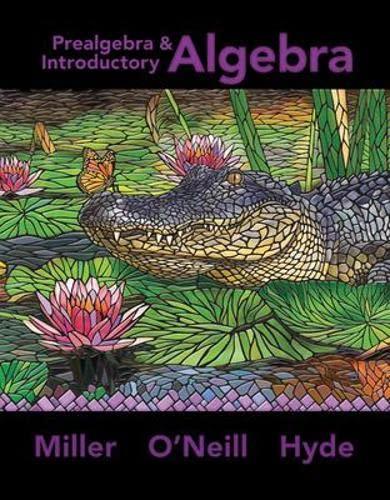 9780073512952: Prealgebra & Introductory Algebra