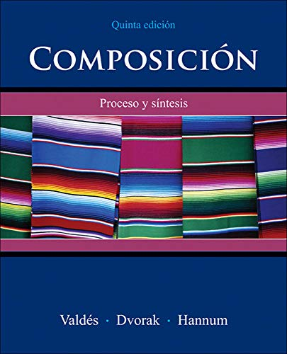9780073513140: Composición: Proceso y síntesis: Proceso Y Sintesis