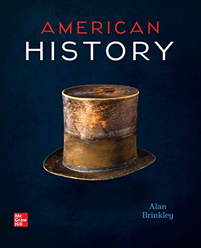 9780073513294: American History: Connecting with the Past