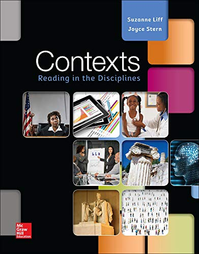9780073513539: Contexts: Reading in the Disciplines (Developmental English)