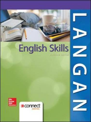 9780073513577: CREATE Only English Skills 11th edition