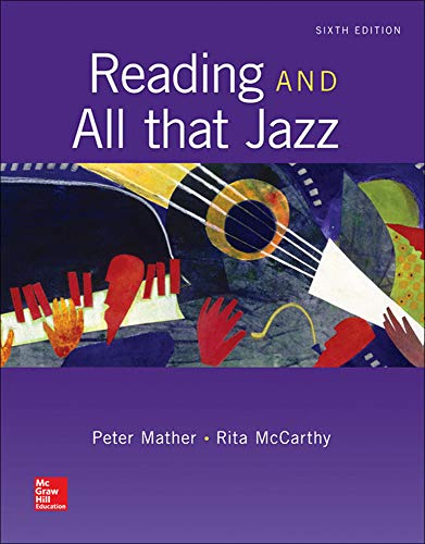 9780073513584: Reading and All That Jazz (Developmental English)