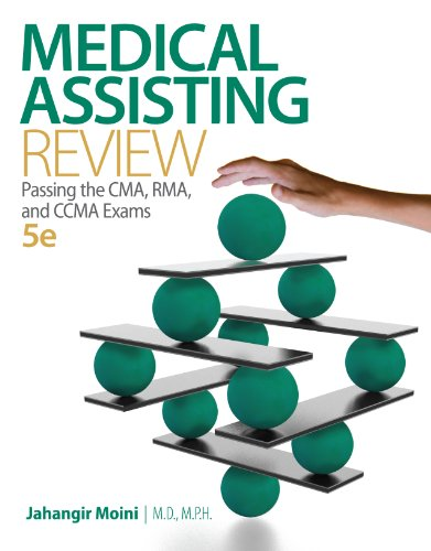9780073513829: Medical Assisting Review: Passing The CMA, RMA, and CCMA Exams