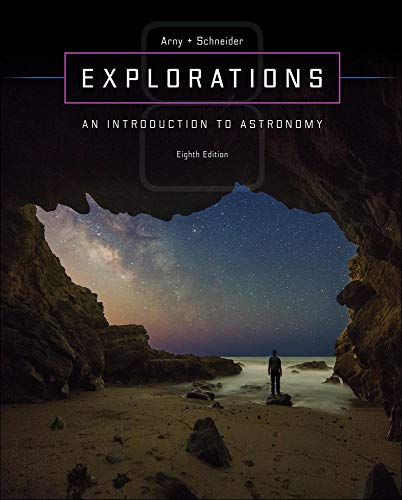 9780073513911: Explorations: Introduction to Astronomy