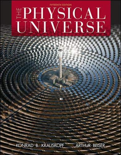9780073513928: The Physical Universe