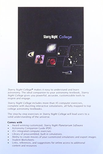9780073513935: Starry Nights College Version 6.0 - Online Access Code Card