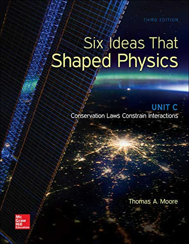 9780073513942: Six Ideas That Shaped Physics: Unit C - Conservation Laws Constrain Interactions (WCB Physics)