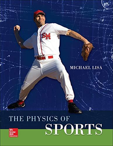 9780073513973: The Physics of Sports (WCB Physics)